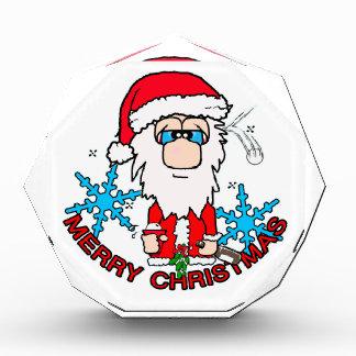 Christmas joy santa award