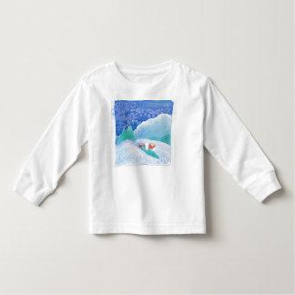 Christmas Joy Toddler Shirt by Susan M. Edgerton