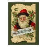 Christmas, Joys be Thine Greeting Card