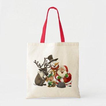Christmas Themed Christmas Jug Band Bag