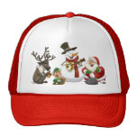 Christmas Jug Band Hat