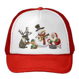 Christmas Jug Band Hat