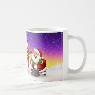 Christmas Jug Band Mug