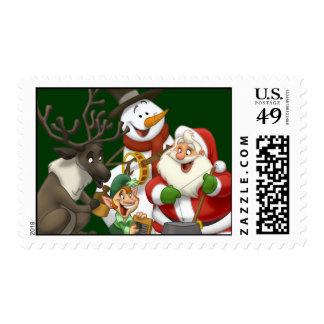 Christmas Jug Band Stamps