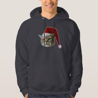 Christmas KAT Hooded Pullover