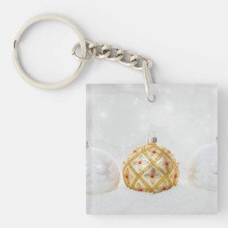 Christmas Acrylic Keychains