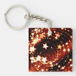 Christmas Acrylic Key Chain