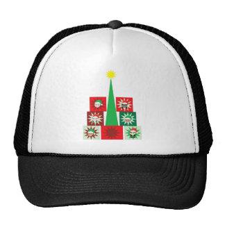 Christmas Kid Present Tree Trucker Hat