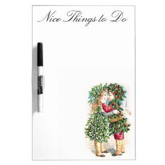 Ellen H. Clapsaddle: Christmas Kiss