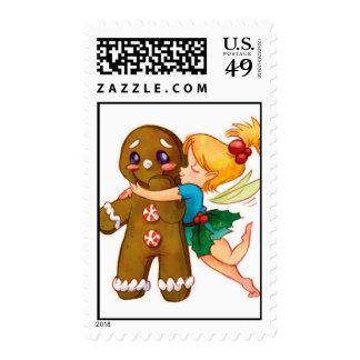 Christmas Kiss Stamps