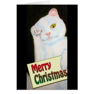 Christmas Kitty Cards