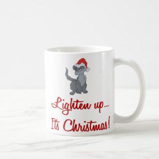 Christmas Kitty Cat - Christms Gifts Coffee Mug