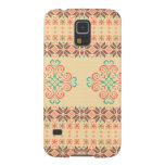 Christmas knitted pattern galaxy s5 case