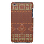Christmas knitted pattern iPod Case-Mate case