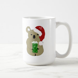 Christmas Koala Bears Coffee Mug