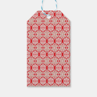 Christmas Lace 6 Gift Tag