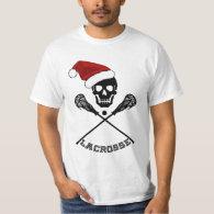 Christmas Lacrosse Sticks T-Shirt