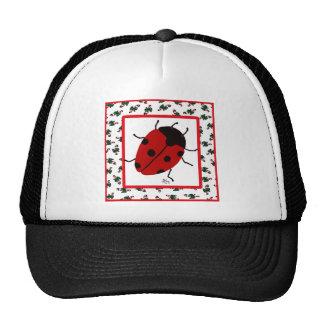Christmas Ladybug  in July Trucker Hat