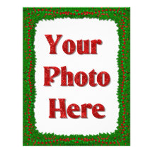 Christmas Letter and Photo Flyer