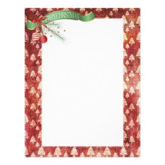 Christmas Letterhead