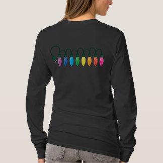 Christmas light , Christmas time T-Shirt