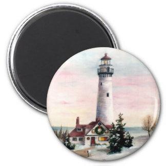 Christmas Light Magnet