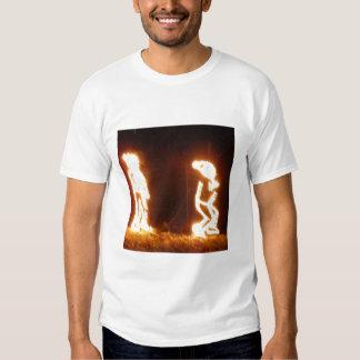 Christmas light photo t-shirt
