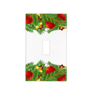 Christmas Light Switch Cover