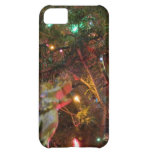 Christmas Lights and Ornaments iPhone 5C Cover