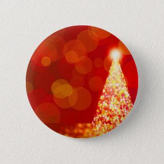 Christmas Lights Button