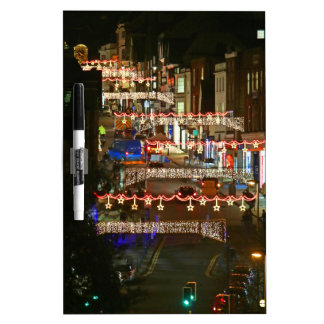 Christmas lights Guildford Dry Erase Whiteboards