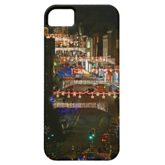 Christmas lights Guildford iPhone SE/5/5s Case