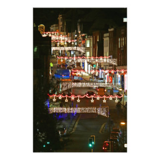 Christmas lights Guildford Stationery