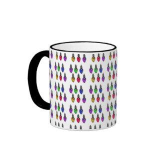 Christmas Lights Holiday Coffee Mug