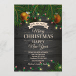 """Christmas Lights Moving Announcement<br><div class=""""desc"""">Send holiday greetings and notify them of your new address all in one announcement. Designed by Freepik. The card is easy to customize with your wording, font, font color, paper shape options and choice of six paper types.Not exactly what you&#39;re looking for? All our products can be custom designed to...</div>"""