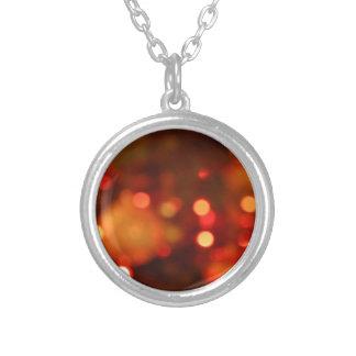 Christmas Lights Custom Necklace