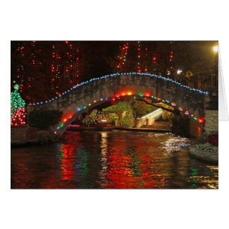 Christmas Lights on Rosita's Bridge Card
