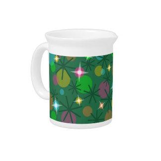 Christmas Lights pitcher