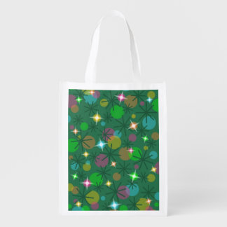 Christmas Lights reusable bag