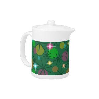 Christmas Lights teapot