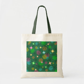 Christmas Lights tote bag