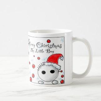 christmas Little Boy Gift Coffee Mug