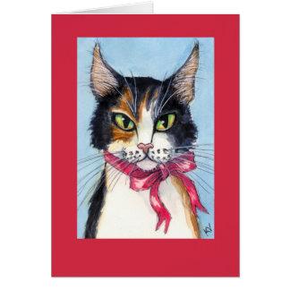 Christmas lol kitteh card