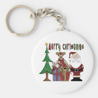 Christmas Love Keychain