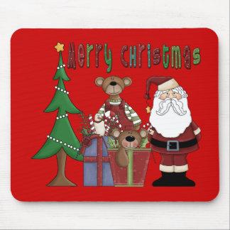 Christmas Love Mouse Pad