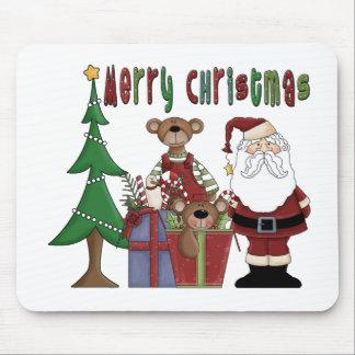 Christmas Love Mousepads