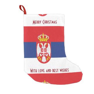 Christmas love small christmas stocking