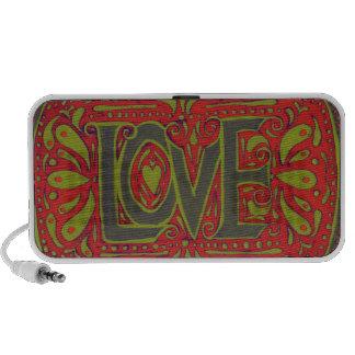Christmas Love Mp3 Speaker