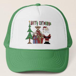 Christmas Love Trucker Hat