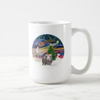 Christmas Magic - Guinea Pig #1 Coffee Mugs